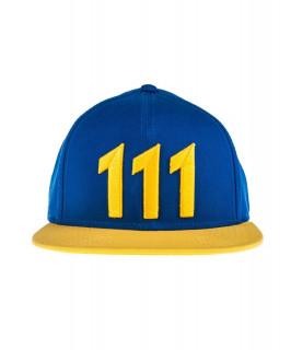 Fallout 4 Vault 111 Yellow Cap Snapback - Sapka - Good Loot