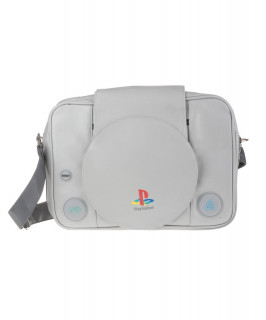 Playstation Shaped Messenger Bag - Táska - Good Loot