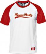 Mafia III Bayou Devils T-shirt - Póló - Good Loot (XL-es méret) AJÁNDÉKTÁRGY