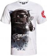 Star Wars Death Trooper White - Póló - Good Loot (XL-es méret) AJÁNDÉKTÁRGY