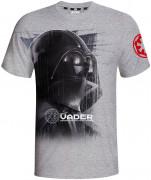 Star Wars Vader DTG Melange - Póló - Good Loot (M-es méret) AJÁNDÉKTÁRGY