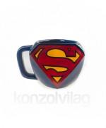 DC Comics Superman Shaped Mug - Bögre - Good Loot AJÁNDÉKTÁRGY