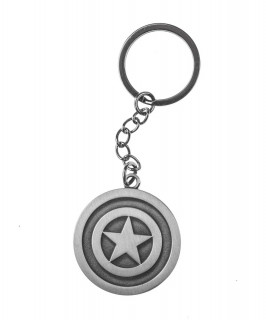 Marvel Comics Retro Keychain - Kulcstartó