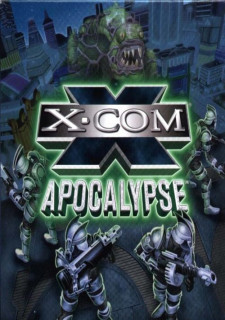 X-COM: Apocalypse (PC) Letölthető PC