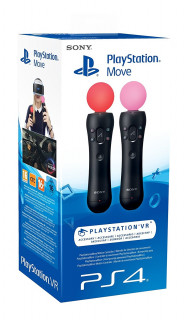 Sony PlayStation Move Motion Controller - Twin Pack PS4