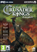 Crusader Kings: Complete (PC) Letölthető
