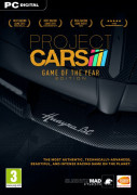 Project CARS Game of the Year Edition (PC) Letölthető PC