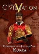 Sid Meier's Civilization V DLC Civilization and Scenario Pack: Korea (PC) Letölthető PC