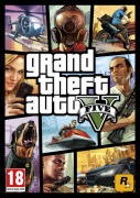 Grand Theft Auto V +  Great White Shark Card (PC) Letölthető PC