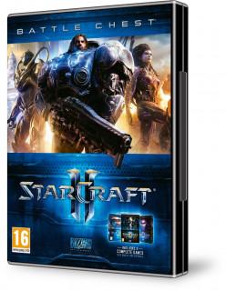 StarCraft II (2) BattleChest PC