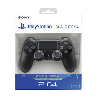 PlayStation 4 (PS4) Dualshock 4 Kontroller (Fekete) (2016)