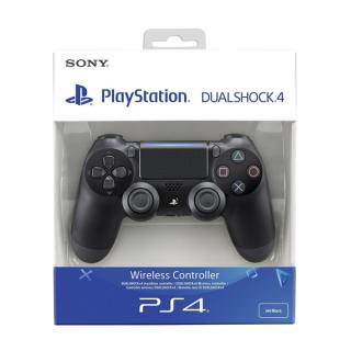 Playstation 4 (PS4) Dualshock 4 Controller (Black) (2016)