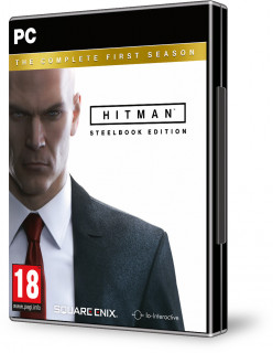 Hitman: The Complete First Season Steelbook Edition PC