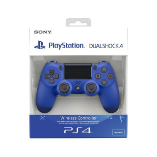 PlayStation 4 (PS4) Dualshock 4 Kontroller (Kék) (2016) PS4