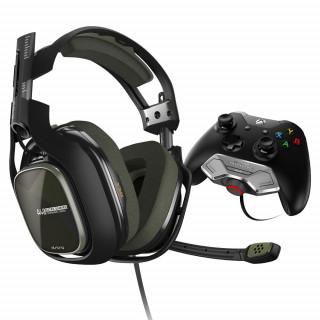 Astro A40 TR Headset + MixAmp M80 (GREEN XO) XBOX ONE