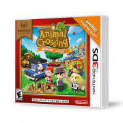 Animal Crossing New Leaf: Welcome amiibo 3 DS