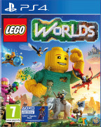 Lego Worlds (használt) PS4