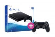 PlayStation 4 (PS4) Slim 500GB + második kontroller PS4