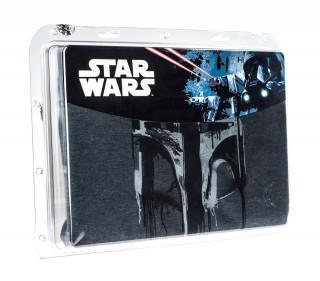Star Wars - Boba Fett pulóver (szürke) L-es méret - Good Loot AJÁNDÉKTÁRGY