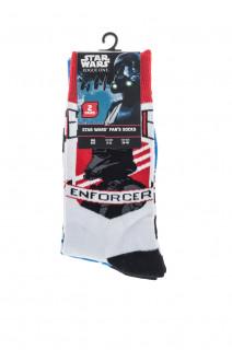 Star Wars - Rogue One Enforcer + Blue Leader zoknicsomag - Good Loot Ajándéktárgyak