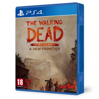 The Walking Dead Season 3: A New Frontier PS4