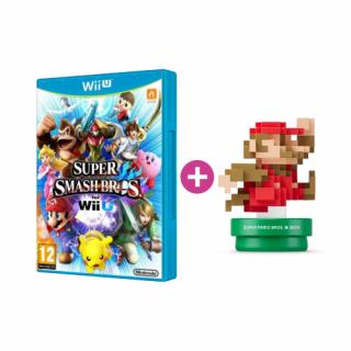 Super Smash Bros + amiibo 30th Anniversary - Classic Colours Mario Wii