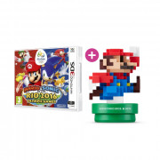 Mario & Sonic at the Rio 2016 Olympic Games + amiibo 30th Anniversary M.C.Mario 3 DS