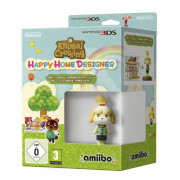 3DS Animal Crossing HHD + Isabelle (Summer) amiibo 3 DS