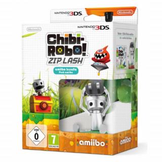 Chibi Robo: Zip Lash + Chibi Robo amiibo 3DS