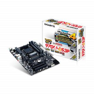 GIGABYTE GA-970A-DS3P Alaplap (GA-970A-DS3P) PC
