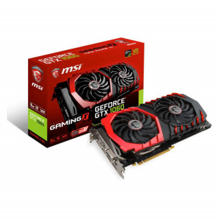 MSI GeForce GTX 1060 6GB GDDR5 192bit PCIe (GTX 1060 GAMING X 6G) V328-001R PC