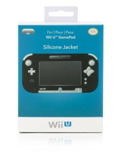 Nintendo Wii U GamePad Silicone Case (black) WII U