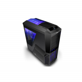 Zalman Z11 Plus - Fekete PC