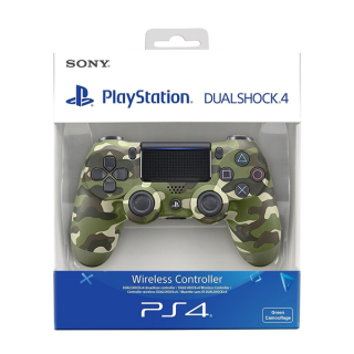 PlayStation 4 (PS4) Dualshock 4 Kontroller (Zöld terepmintás) PS4