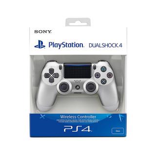PlayStation 4 (PS4) Dualshock 4 Kontroller (Ezüst) (2017) PS4