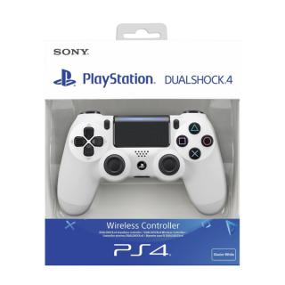 PlayStation 4 (PS4) Dualshock 4 Kontroller (Fehér) (2017)
