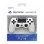 PlayStation 4 (PS4) Dualshock 4 Kontroller (Fehér) (2017) thumbnail