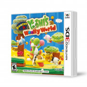 Poochy & Yoshi's Woolly World 3DS