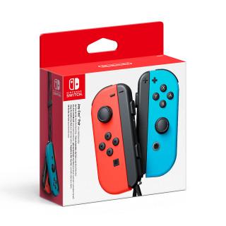 Nintendo Switch Joy-Con (Piros-Kék) kontrollercsomag Switch