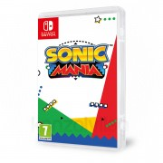 Sonic Mania Switch
