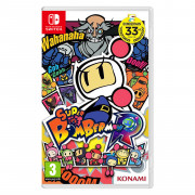 Super Bomberman R Switch