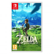 The Legend of Zelda: Breath of the Wild (használt) Switch