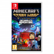 Minecraft Story Mode: The Complete Adventure Switch
