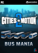Cities in Motion 2: Bus Mania (PC) Letölthető