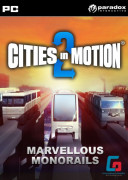 Cities In Motion 2: Marvellous Monorails (PC) Letölthető