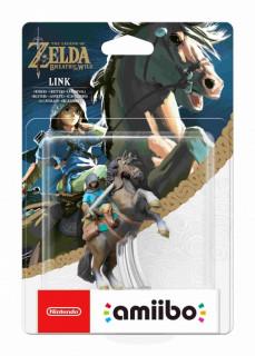 amiibo Zelda Link Rider Wii