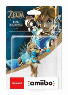 amiibo Zelda Link Archer Wii