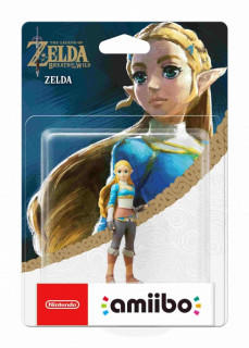 amiibo Zelda Zelda Fieldwork Wii