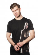 Assassin's Creed Callum Lynch Black - Póló - Good Loot (XL-es méret) AJÁNDÉKTÁRGY