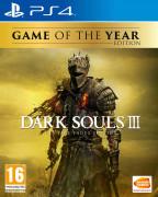 Dark Souls III (3) The Fire Fades Edition PS4
